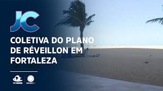 Coletiva do plano de Réveillon em Fortaleza