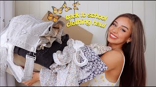 Back To School Try-On Haul!