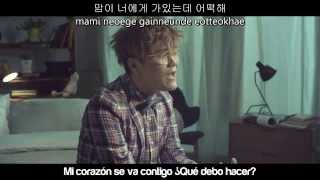 Shin Yong Jae (4MEN) - All I ever think about is you [Sub Español + Rom + Hangul]