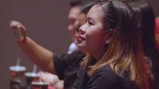 Màn cầu hôn lãng mạn tại CGV Aeon Mall Bình Dương 09.12.2017