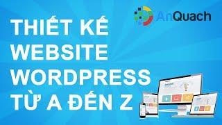 Hướng Dẫn Tạo Web   Cách Tạo Website Wordpress là bước đầu để làm website bán hàng