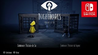 Little Nightmares : Complete Edition - DEBUT Nintendo Switch
