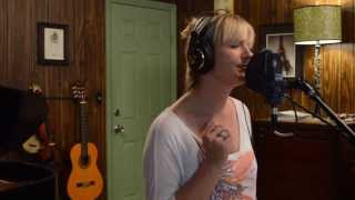 Vanessa Jourdan - I Was The One - studio vocals
