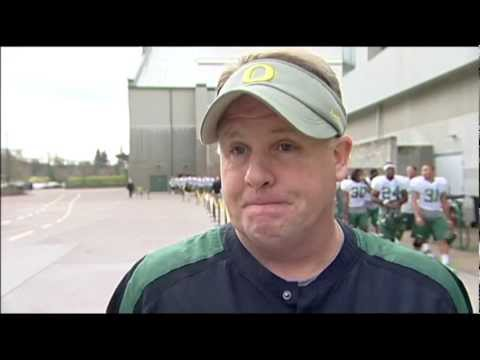 Chip Kelly on Kyle Long, Willamette Week article - YouTube
