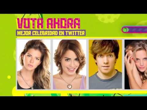 Kids Choice Awards Argentina 2013 Anfitrión y nominados