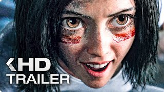 ALITA: Battle Angel Trailer 2 Ge HD