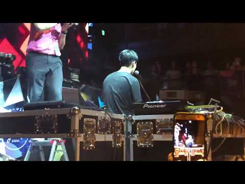 Shaun(숀) - Way Back Home(웨이백홈) (라이브 Live)_#20180715