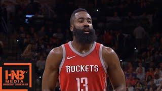 Houston Rockets vs San Antonio Spurs 1st Half Highlights / April 1 / 2017-18 NBA Season