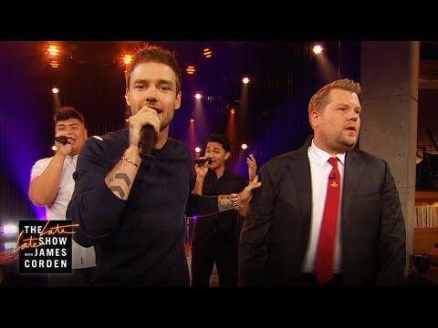 Boy Bands v. Solo Artists Riff-Off w/ Liam Payne