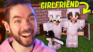 Minecraft with my Girlfriend - Part 1