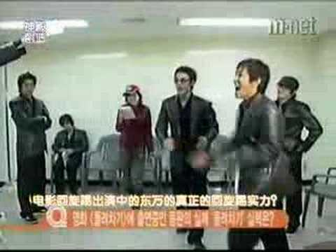 Shinhwa- 2003 the most noisy interview(Eng Subs)