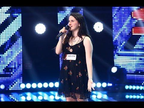Jackson 5 - Who's loving you. Vezi aici cum cântă Teodora Sava, la X Factor!