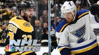 NHL Stanley Cup Final: How St. Louis Blues, Boston Bruins got there | Stanley Cup Final | NBC Sports