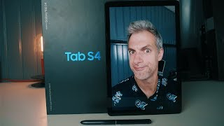 Samsung Galaxy Tab S4 : Le Test