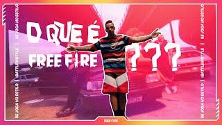 O QUE É FREE FIRE? MANO MILGRAU EXPLICA!