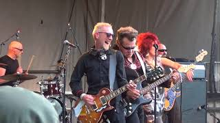 The Rezillos - Zero/Destination Venus Live 77 Fest / Heavy MTL 2018