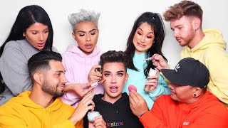 Makeup Roulette ft. My Best Friends