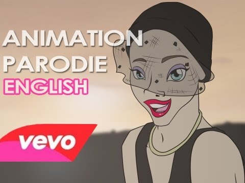 Baixar Miley Cyrus - WE CAN'T STOP [Official Video] PARODY ANIMATION