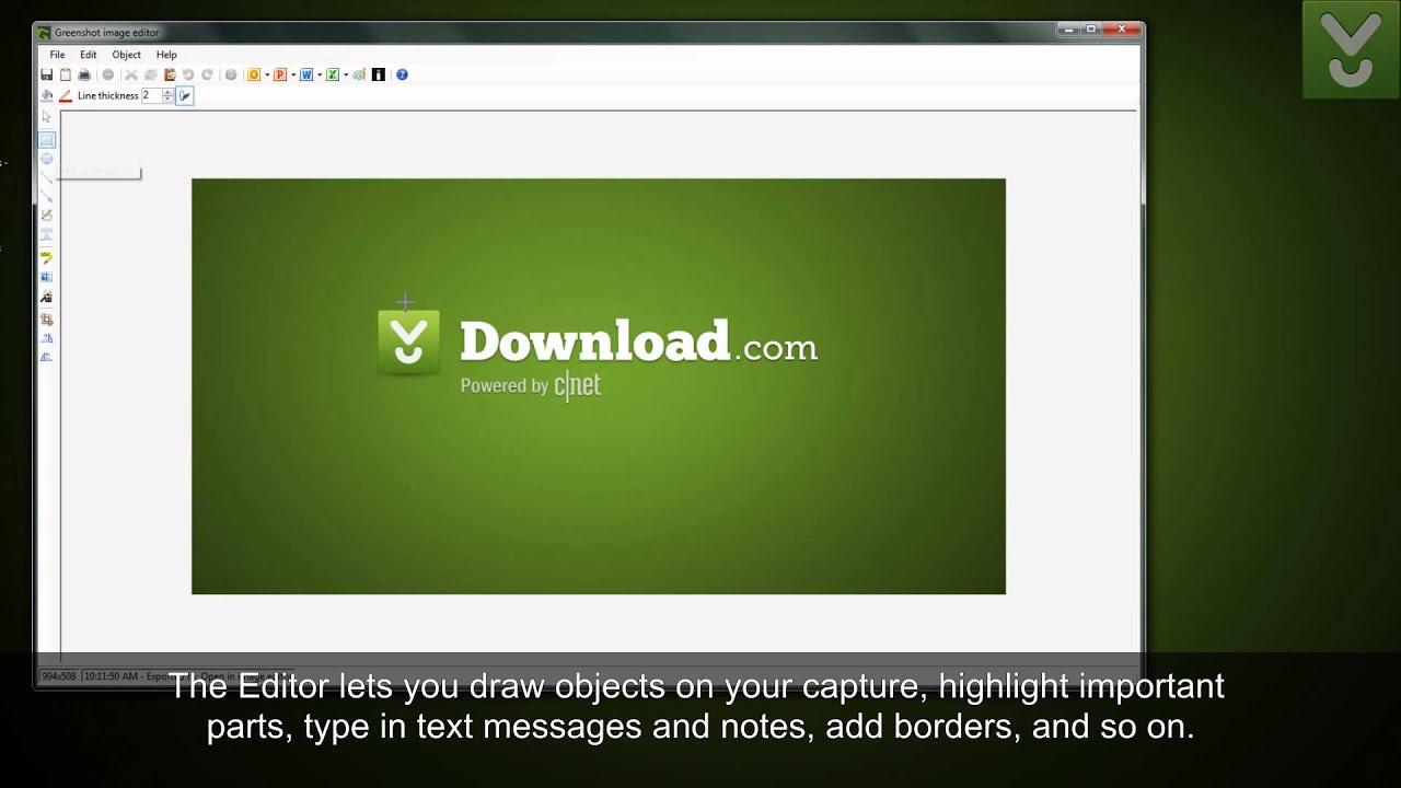 Greenshot - Create and edit screenshots, easily - Download ...  Greenshot - Cre...