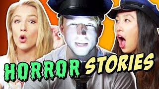 TELLING SCARY STORIES (The Show w/ No Name)