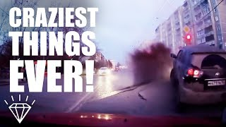 THE MOST CRAZIEST Things EVER Caught On Camera!