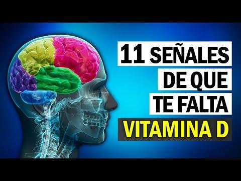 11 Síntomas de que Te Falta Vitamina D (¡CUIDADO!)