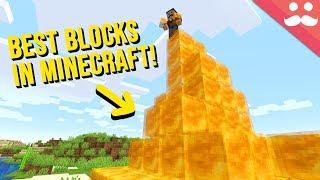 Honey Blocks are now the best blocks