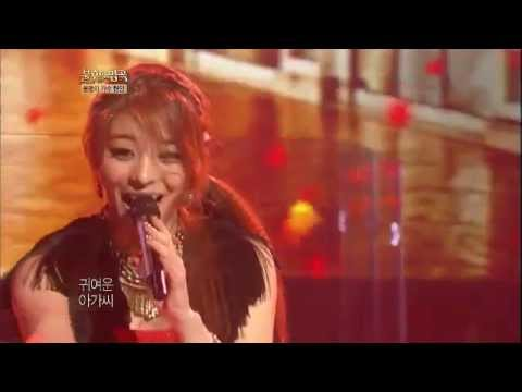 [HIT] 불후의명곡2-에일리(Ailee) - 베사메무쵸.20120414