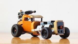 LEGO Mad Max Fury Road Elvis car MOC