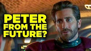 Spiderman Theory - Mysterio Actually Peter from the Future?