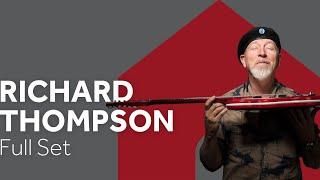 Richard Thompson - exclusive lockdown session | #RoyalAlbertHome