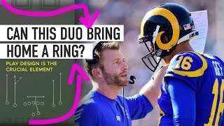Sean McVay's Offense & the Importance of Play Action for the Los Angeles Rams