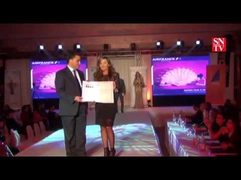 مهرجان الأزياء في تونس 2014 – مسابقة المصممين الشباب – القسم الثالث