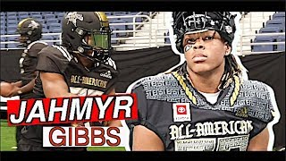 RIDICULOUS  !! 4 Star Running Back 🔥 Jahmyr Gibbs '20 | Dalton High (GA) Senior SZN Highlight Mix