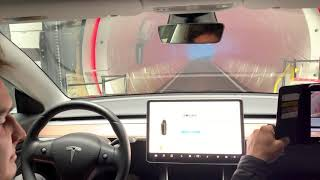 116 MPH Tesla / Boring Company Tunnel ride.  21 june 2019