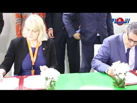 أخنوش يوقع اتفاقيات شراكة مع هولندا بالمعرض الدولي للفلاحة بمكناس