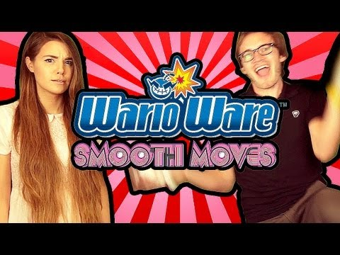 WarioWare: Smooth Moves - WE GOT THE MOVES! - Part 2 - Smashpipe Games