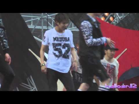 130701 SHINee Taemin - Why So Serious@Hong Kong Dome Festival