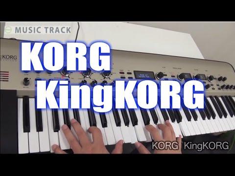 【DEMO】KORG KingKORG
