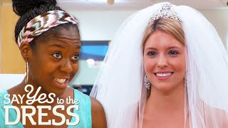 Woman Wants To Look Like The Bridal Barbie | Say Yes To The Dress Atlanta
