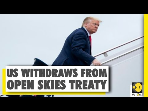 US pulls out from arms deal | Open Skies Treaty | Russia