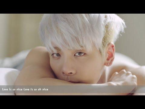 [中韓字幕] 종현 (JONGHYUN) - Love Is So Nice [푸른밤 종현입니다]