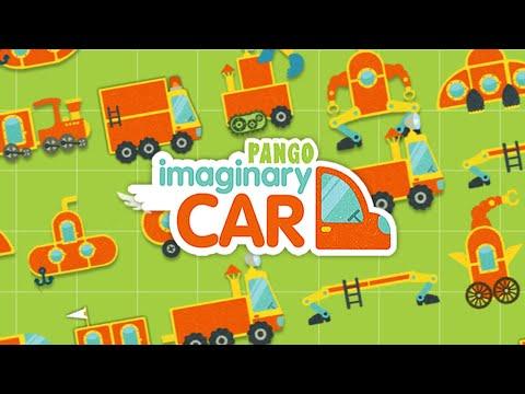 Pango Imaginary Car, una aplicación para construir coches