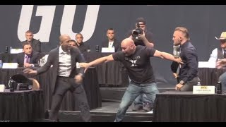 Conor McGregor PISSED OFF Moments