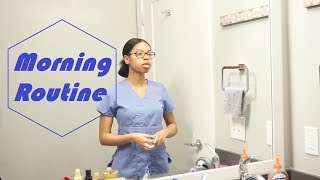 Get Ready for Work with Me | A NICU Nurse's Morning Routine