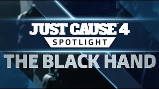 Just Cause 4 - The Black Hand