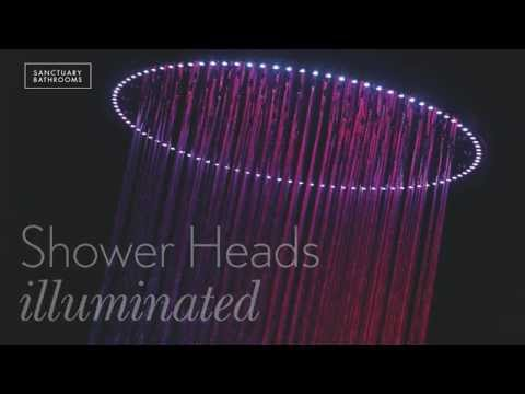 Sanctuary Bathrooms - Shower Heads From Crosswater