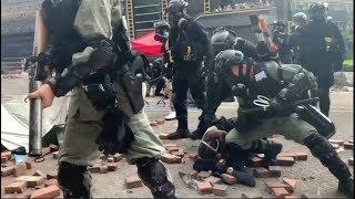Người biểu tình Hong Kong sợ 'Thiên An Môn' tái diễn (VOA)