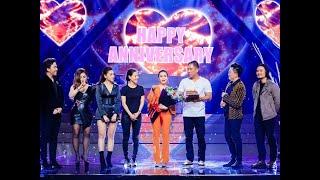 Chị Tư Cẩm Ly, NS Minh Vy bất ngờ được BTC Sen Vàng chúc mừng 14 năm ngày cưới