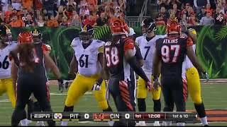 2013 Steelers @ Bengals